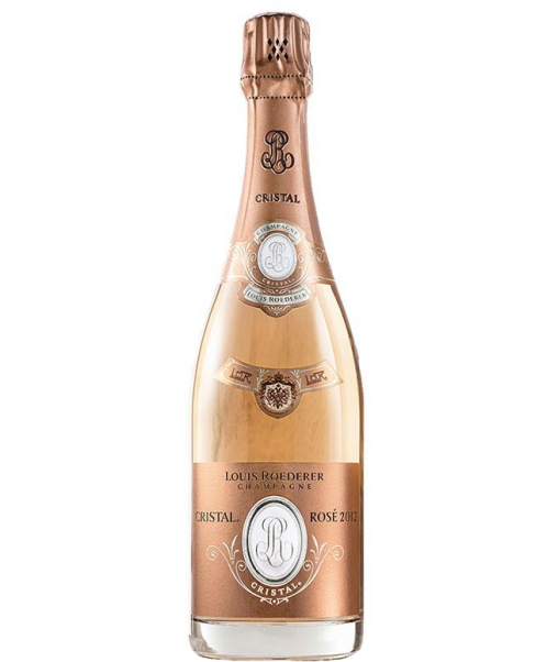 "Champagne ""Cristal"" Rosè 2000 - Louis Roederer"