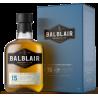Whisky 15 Y.O. Single Malt - Balblair