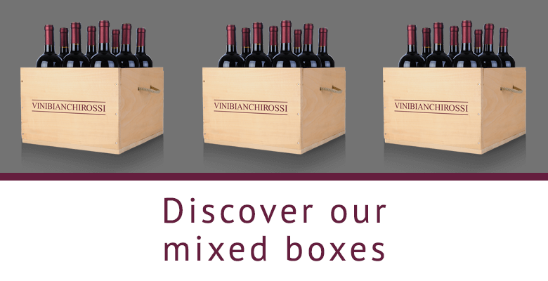 Mixed boxes vinibianchirossi