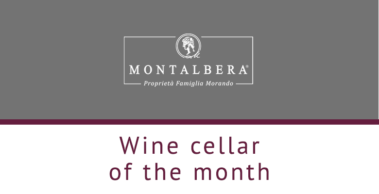 Wine cellar of the month Montalbera - Vinibianchirossi